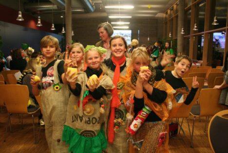 Kids an die Knolle 2015
